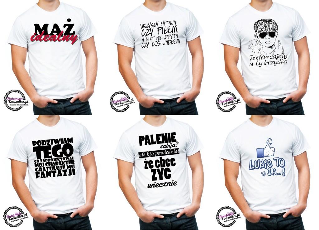 zaprojektuj koszulkę